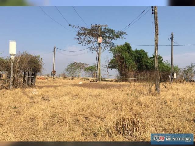 Acusado invadiu sítio para tentar furtar transformador de sítio no bairro Formosa. Foto: Divulgação