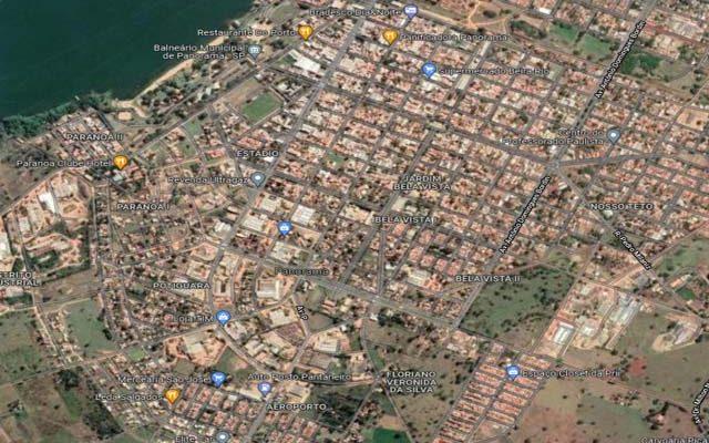 Caso envolvendo os três irmãos aconteceu em Panorama. Foto: Google Maps/Reprodução