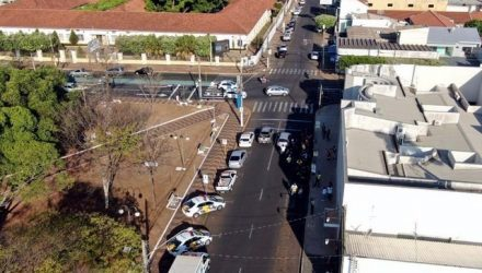 """Ação acontecerá no cruzamento das Avenidas Bandeirantes com Guanabara, ao lado da """"Praça JBC""""Foto: DIVULGAÇÃO"""