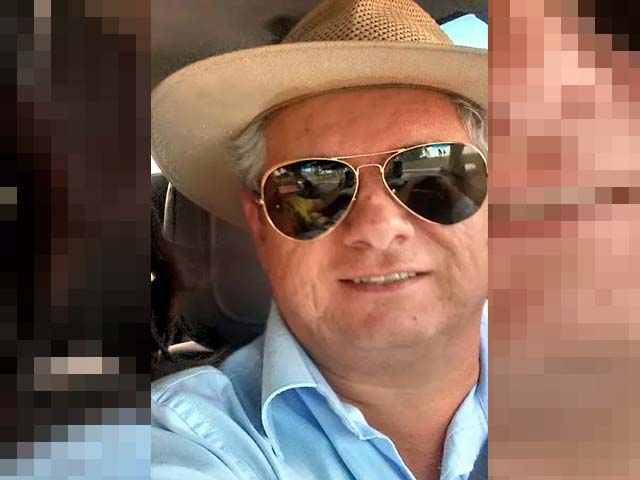 O ex vereador e comerciante do ramo de pneus, Joanir Viana. Foto: Divulgação,