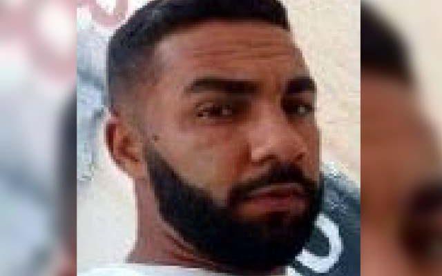 Rafael Lenon de Oliveira Belduscho levou um tiro nas costas e morreu (Foto: Reprodução)